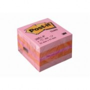 POST-IT DADO PINK 400FG.