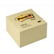 636 B POST IT-636B-CUBO GIALLO76X76