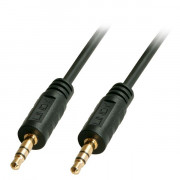 Lindy CAVO JACK 3,5mm 1M AUDIO 3.5MM M/M CAVI AUDIO-VIDEO