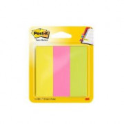 POST-IT SEGNAPAGINA 671-3  25X76 Speciali