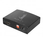Lindy AUDIO EXTRACTOR HDMI 4K CON BYPASS