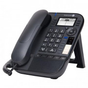 8018 ENTRY-LEVEL DESKPHONE WITH HIGH AUD