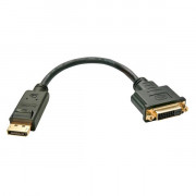 Lindy ADATTATORE DA DP A DVI DISPLAYPORT ADATTATORI AUDIO/VIDEO