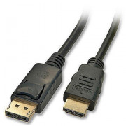 DP/HDMI NERO 2M CAVO DISPLAYPORT / HDMI ATTIVO CAVI AUDIO-VIDEO