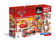 CUBI 12 PZ MULTIPLAY CARS