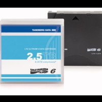 LTO-6 DATA CARTRIDGE 2.5/6.25TB Rdx