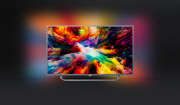 7300 series TV ultra sottile 4K Android TV 43PUS7303/12
