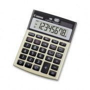 CALCULATOR LS-80TEG GREEN ECO