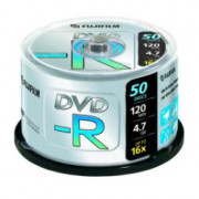 47589 BOX DVD-R 4 7GB 16X CAMPANA 50 PZ