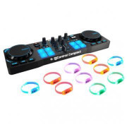 DJPARTY STARTER KIT DJ CONTROLLER