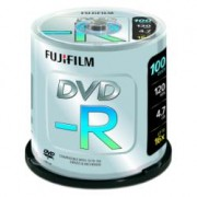 48273 BOX DVD-R 4 7GB 16X CAMPANA 100 PZ