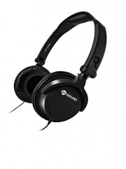 MySound Speak Smart Fluo - Headphones With Micro, Nero