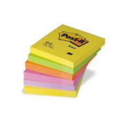 50848 CF6POST-IT NOTE 76X76 RIG Carta Tradizionale