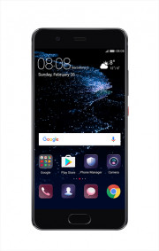 P10 Plus Smartphone Italia Black