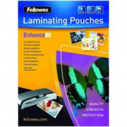 Fellowes Leonardi CF100POUCHES LUCIDE ENHANCE80 A5