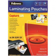 Fellowes Leonardi CF100 Pouches LUCIDE Capture125  A3