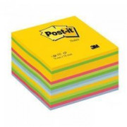 60252 CUBO POST-IT ULTRACOLOR 2030 U Carta Tradizionale