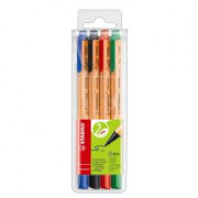 ASTUC.4 STABILO GREENpoint  COL ASS 0,4 Mm