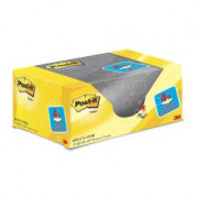 653 VALUE PACK 20 POST IT GIALLO 38X51