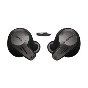 JABRA EVOLVE 65T MS TITANIUM BLACK