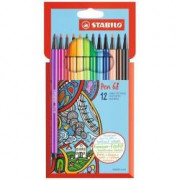 Pen 68 CF12 Pen68 SCAT CART colori Assortiti