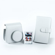 Kit Accessori Instax Mini 9 Smokey White