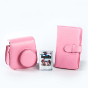Kit Accessori Instax Mini 9 Flamingo Pink