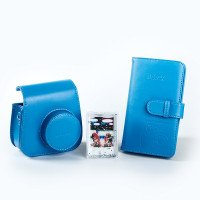 Kit Accessori Instax Mini 9 Cobalt Blue