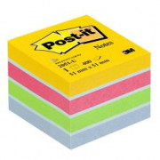 2051-U POST-IT DADO ULTRACOLOR 400FG.