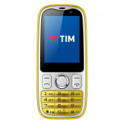 Tim 773579 TIM Easy 4G GIALLO_NS