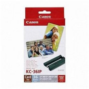 KIT DI STAMPA KC-36IP  CARTA + INK Consumabili PER Stampanti
