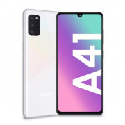 GALAXY A41 WHITE TIM Smartphone >100¤