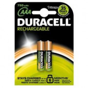 Duracell AAA STAY CHARGED CF2DUR RIC VALUE STAYCHARGE PILE Ricaric-mezzatorcia