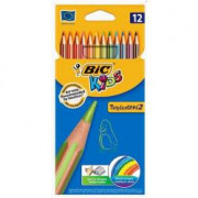 BIC KIDS TROPICOLORS  Nero