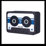 SILVER speaker BT BLUETOOTH CASSETTE Casse