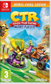 SWITCH CRASH TEAM RACING OXIDE IT