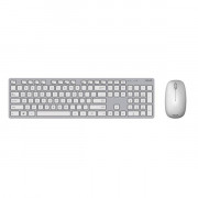 W5000 KEYBOARD+MOUSE WIRLESS WH