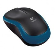 WIRELESS MOUSE M185 BLUE .