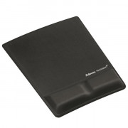 Fellowes Leonardi MOUSEPAD CON POGGIAPOLSI HEALTH-V E MICROBAN