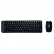 DESKTOP LOG MK220 BLACK