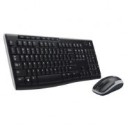 MK270 RF Wireless QWERTY Italiano Nero