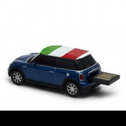 USB MINI Cooper S Blue Italian Flag 16 GB
