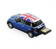 USB MINI COOPER S UK BLUE 16 GB