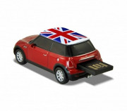 USB MINI COOPER S UK RED 16 GB