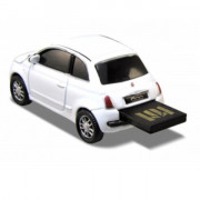 USB CAR FIAT NUOVA 500 WHITE 16G