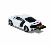USB AUDI R8 V10 WHITE 16GB
