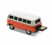 USB VOLKSWAGEN T1 ORANGE 16 GB