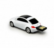USB NEW BEETLE WHITE 16 GB
