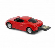 USB ALFA 4C RED 16 GB CHIAVETTE