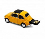 USB FIAT 500 YELLOW 16 GB